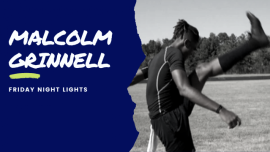 Malcolm Grinnell FRIDAY NIGHT LIGHTS