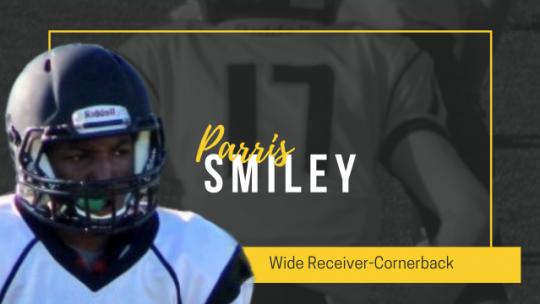 Parris Smiley