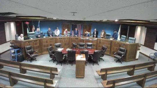 1-21-20 Council Meeting