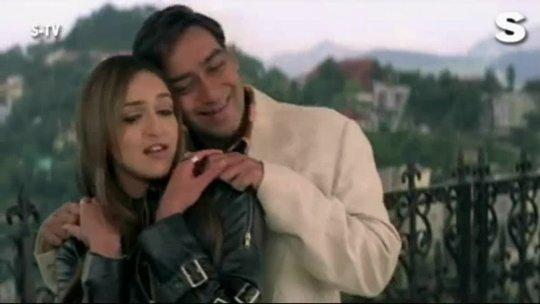 Deewanapan Deewangi [Full Song] Film Main Aisa Hi Hoon Ft. Ajay Devgan, Esha Deol