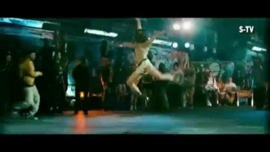 Katarina Kaif and Sharukh Khan the Best Dance Performence