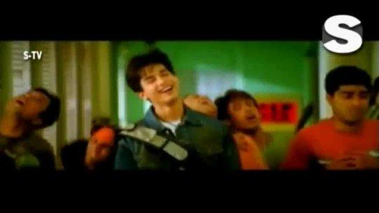Kaun Hai Woh  Ishq Vishk Shahid Kapoor Shehnaz Alisha Chinai, Udit Narayan