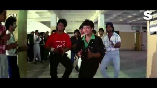 Khambe Jaisi Khadi Hai Full (HD) Video Song Dil Aamir Khan, Madhuri Dixit