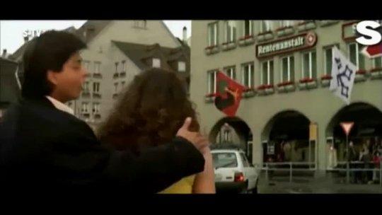 Main Koi Aisa Geet Gaoon  HD VIDEO Shah Rukh Khan Juhi Chawla Yes Boss 90's Romantic Songs