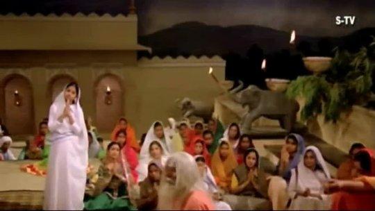 Mere to Giridhar Gopal (HD)  Meera Songs  Hema Malini  Vinod Khanna  Vani Jairam