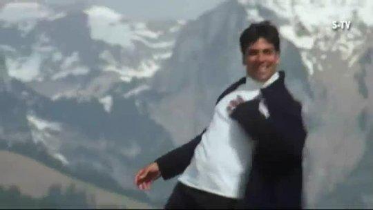 Mohabbat Ne Mohabbat Ko (HD) Ek Rishtaa The Bond Of Love Song Akshay Kumar Karishma Kapoor