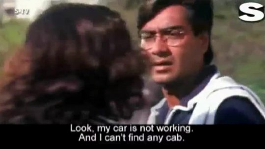 Sushmita Sen Requests Ajay Devgan to drop her at the Airport (Hindustan Ki Kasam