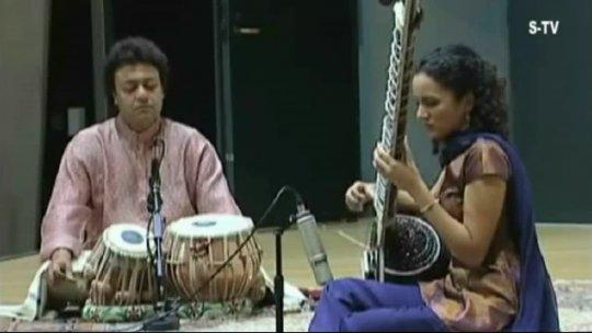 Anoushka Shankar plays 'Pancham Se Gara