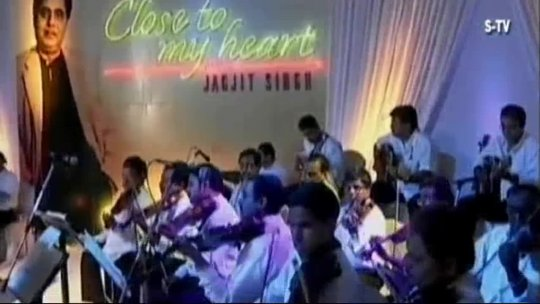 Ghazal JAGJIT SINGH Live In Concert  CLOSE TO MY HEART6  by roothmens