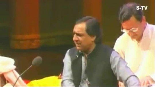 Ghazal  Ustad Ghulam AliTeri baaten hi sunane aaye..ghazal..singer ghulam ali