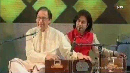 Ghulam Ali  Phir Ussi Rehguzar Par Shaayad by