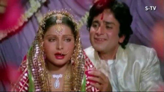 Kabhi Kabhie Mere Dil Mein (Female) Song HD Kabhi Kabhie Shashi, Rakhee, Lata
