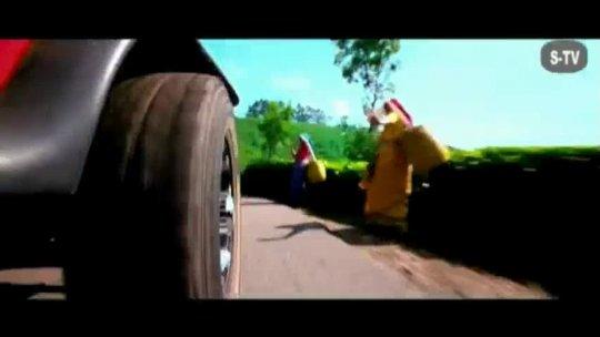 Kashmir Main Tu Kanyakumari Chennai Express Full Video Song Shahrukh Khan, Deepika Padukone
