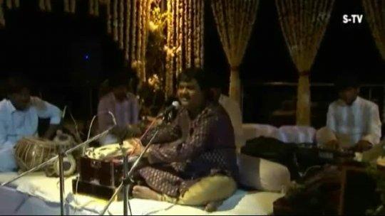 Ghazal Osman Mir...Mehfil Mein Baar Baar Kisi Par Nazar Gayi (At Madhuli)2
