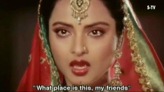 Umrao Jaan (1981)  Yeh Kya Jagah Hai Doston  Asha Bhosle [English Subtitles
