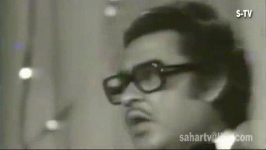 Ghazal Kishor Kumar Live On TV