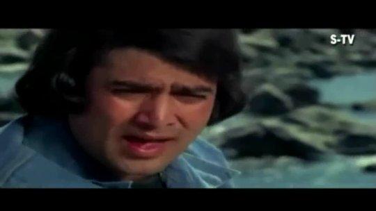 Mere Naina Sawan Bhadon Kishore Kumar Mehbooba 1976 Songs Rajesh Khanna, Hema Malini