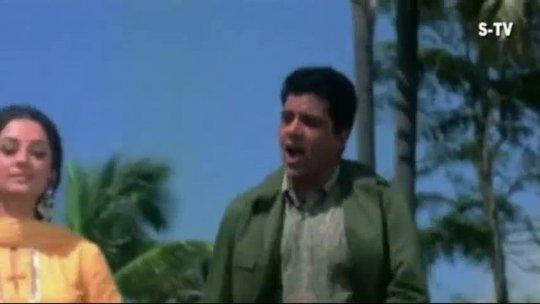 Mere Dil Mein Tu  Dharmendra  Saira Banoo  International Crook  Hindi Songs  Shankar Jaikishan