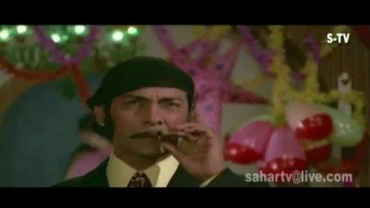 Peete Peete Kabhi Kabhi Mohammed Rafi, Asha Bhosle Bairaag 1976 Songs Dilip Kumar, Saira Banu