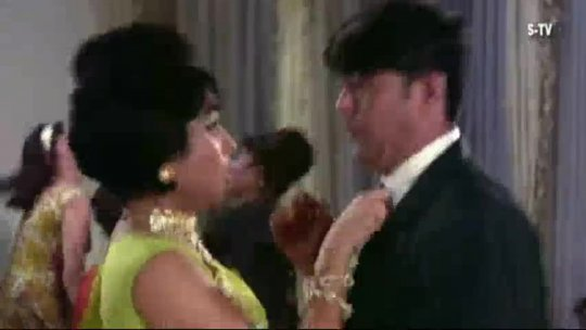 Tu Mera Main Teri  Dharmendra  Vaijayantimala  Pyar Hi Pyar  Hindi Song