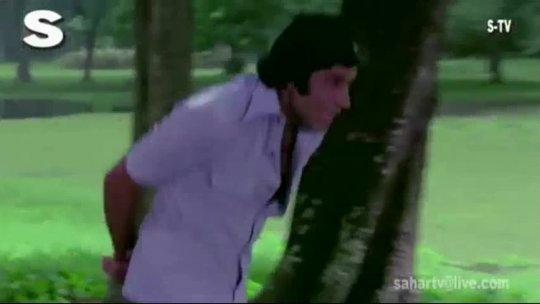 Luk chip Luk Chip Jaona  Amitabh Bachchan, Do Anjaane Song