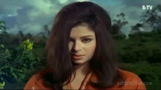 Meri Jaan Tumpe  Manoj Kumar, Sharmila Tagore  Sawan Ki Ghata  Bollywood Classic Sad Song