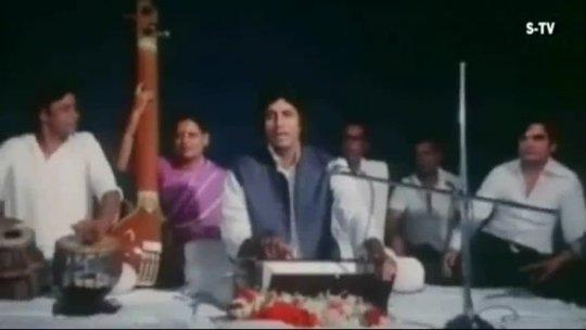 Tum Ho Mere Dil Ki Dhadkan  Manzil  Amitabh Bachchan, Moushumi  Bollywood Romantic Song