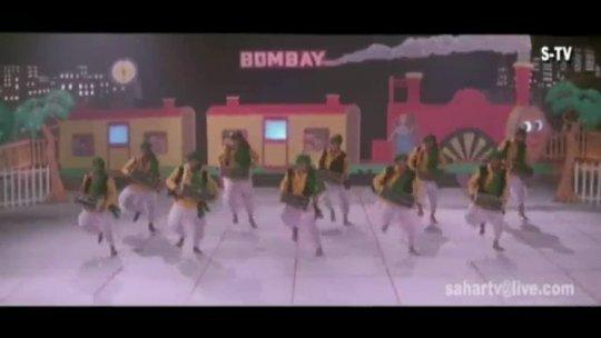 Main Kolhapur Se Aayi Hoon Sadhana Sargam Anjaam 1994 Songs Madhuri Dixit Lavani Song
