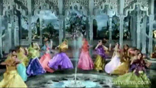 Mohe Panghat Pe Madhubala Dilip Kumar Mughal E Azam Bollywood Classic Songs Naushad
