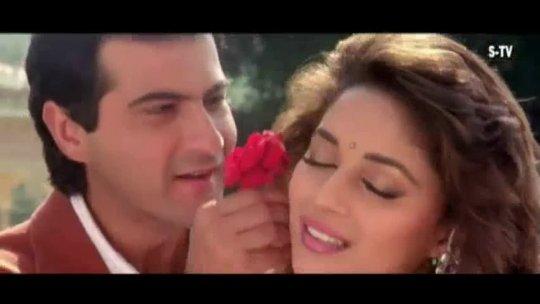 Phool Mangoo Naa Bahaar Raja Songs Madhuri Dixit Sanjay Kapoor Udit Narayan Alka Yagnik