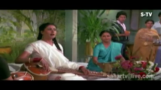 Shaam Hui Chadh Aayi Re Badariya Lata Mangeshkar Aakhir Kyon 1985 Songs Smita Patil