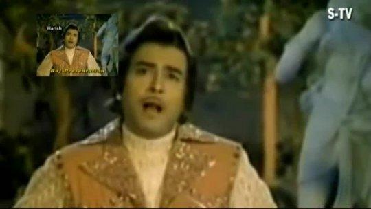 Tere naam ka deewana,Tereh Ghar koh Dhoondtah Hai ! Suraj aur chanda(1973