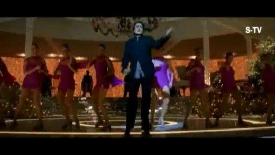 Say Shava Shava Video Amitabh Bachchan, Shah Rukh Khan