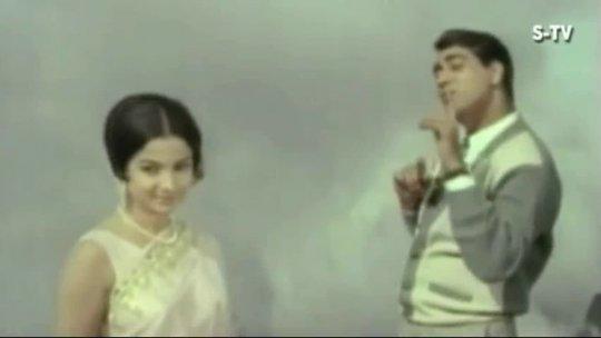Teri Aankhon Ka  Nai Roshni Songs  Raaj Kumar  Mala Sinha  Mohd Rafi