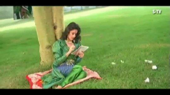 Khat Likhna Hai Par Sochti Hoon Full Song Khel Anil Kapoor, Madhuri Dixit Full HD3