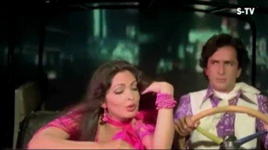 Main To Beghar Hoon Shashi Kapoor Parveen Babi Suhaag 1979 Songs Asha Bhosle