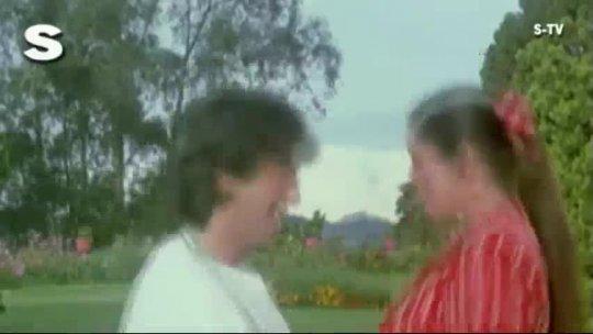 Main Tera Tota, Tu Meri Maina  Chunky Pandey, Neelam, Paap Ki Duniya Song (duet