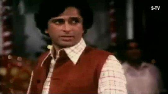 Saathi Mere Saathi Romantic Song Parveen Babi Shashi Kapoor