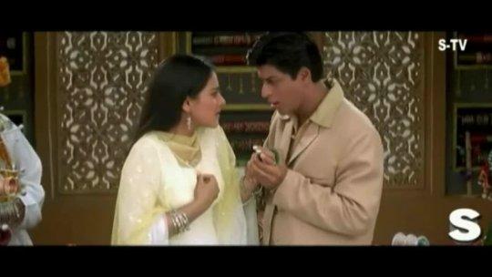 Suraj Hua Maddham Video Shah Rukh Khan, Kajol