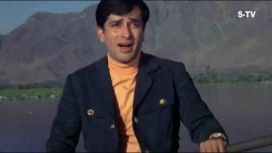 Kal Raat Wali  Shashi Kapoor  Nanda  Raja Saab  Hindi Song