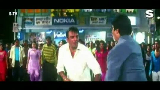 Kya Kehna Mere Hum Kisise Kum Nahin Ft. Sanjay Dutt, Amitabh Bacchan.wmvahar TV Network Presents