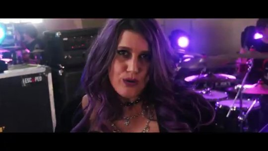 Jasmine Cain  Let It Go Official Music Video