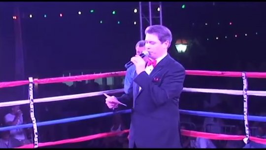 Hector Camacho Jr vs JD Charles