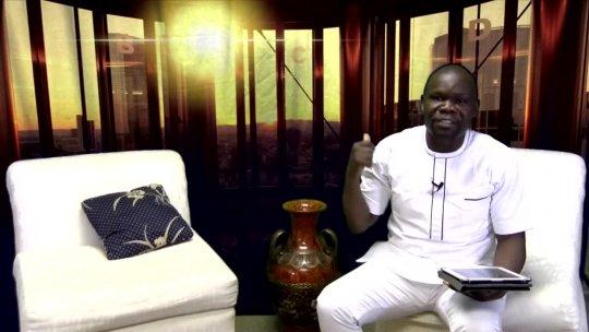 Dr . Juma and Ciata interview show 2