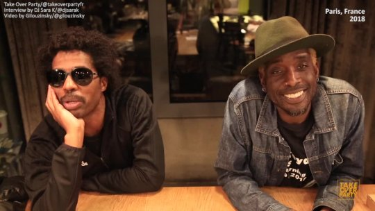 Pharcyde Interview Take Over Party Paris 2018 V2 (1