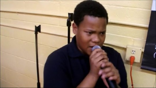 10 Year Old Singing Sensation