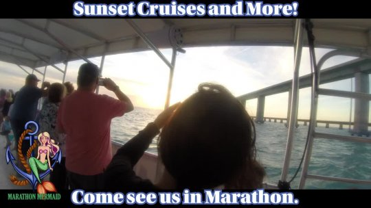 Marathon Merimaid ad