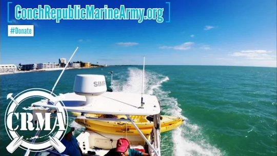 Conch Republic Marine Army: Fridge Club 80