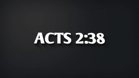ACTS 2 38 red flash
