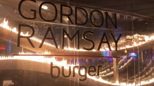 Ever Had a Gordon Ramsay Burger?